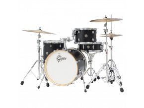 Gretsch Shellpack Catalina Club Jazz 12,14,18,14SD,PianoBlack