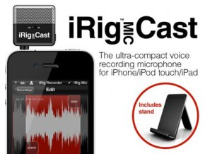 IK Multimedia iRig MIC Cast