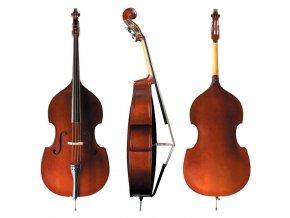 GEWA Double bass GEWA Strings Allegro 1/2