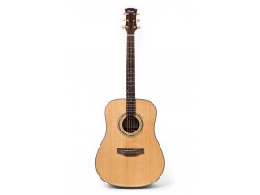 KLEMA dreadnought-solid spruce top
