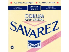 Savarez New Cristal Corum SA500CR