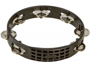 Latin Percussion LPA180 TAMBOURINE BLACK