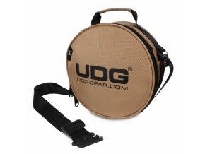 UDG Ultimate DIGI Headphone gold, taška