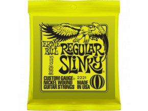Ernie Ball Slinky Nickel Regular.010-.046
