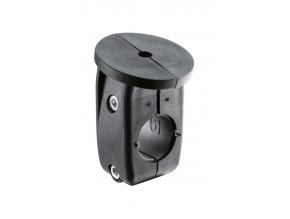 K&M 14301 Peg holder black
