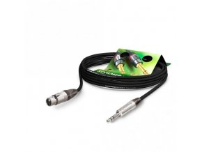 Sommer Cable MC The Stage 10,00m, Black
