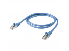 Sommer Cable TPC CAT.5E/BASIC RJ45<>RJ45 Blue 0,50m