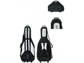 GEWA Cello Gig-Bag JAEGER 1/2 black/anthracite