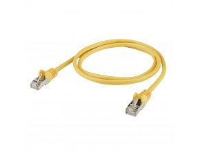 Sommer Cable TPC CAT.5E/BASIC RJ45<>RJ45 Yellow 0,50m
