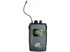 JTS SIEM-111/R5, uHF PLL in-ear monitoring prijÝmaŔ