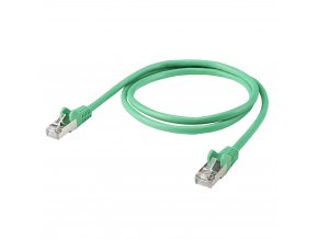 Sommer Cable TPC CAT.5E/BASIC RJ45<>RJ45 Green 0,50m