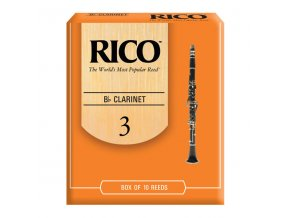 RICO RCA1025 RICO Bb klarinet 2.5