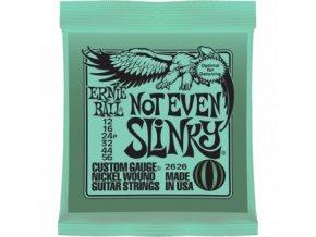 Ernie Ball Slinky Nickel Not Even.012-.056