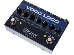 Radial Voco-Loco