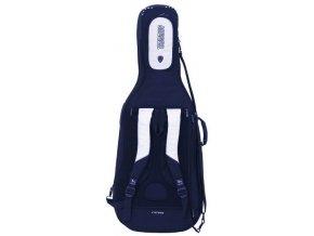 GEWA Cello Gig-Bag JAEGER 1/8 blue/anthracite