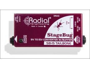 Radial StageBug SB-15 Tailbone