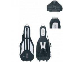 GEWA Cello Gig-Bag JAEGER ROLLY 3/4 black/anthracite