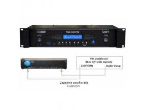 Sontek D201RQ/MP3