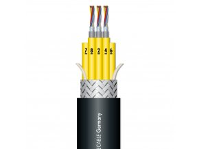 Sommer Cable PEGASUS Multicore 2x4x0,20qmm