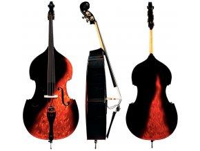 GEWA Double bass GEWA Strings Art Collection