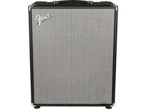 Fender Rumble 200 (V3), 230V EUR, Black/Silver