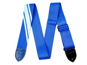 Fender Competition Stripe Strap, Blue and Light Blue