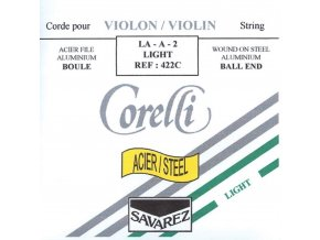 Corelli Strings For Violin Light