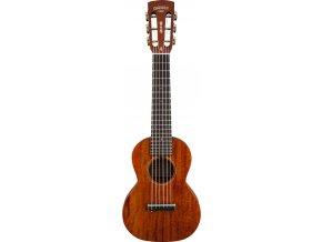 Gretsch G9126 Guitar-Ukulele with Gig Bag, Tenor, Honey Mahogany Stain