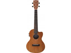 Gretsch G9121 Tenor A.C.E. Ukulele with Gig Bag, Honey Mahogany Stain