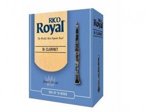 RICO RCB1025 ROYAL Bb klarinet 2.5