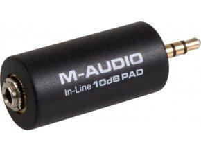 M-Audio Micro Track -10db pad