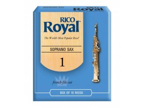 RICO RIB1020 ROYAL soprán saxofon, 2
