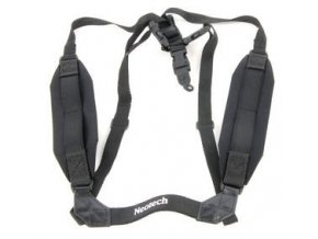 Neotech Saxophone strap Soft Harness Black junior, Length 21 - 31,2 cm
