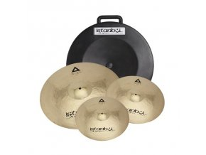 "Istanbul Agop XIST POWER PACK 14""16""20"" + HARDCASE"