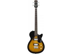 "Gretsch G2224 Junior Jet Bass II, Rosewood Fingerboard, 30.3"" Scale, Tobacco Sunburst"