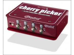 Radial Cherry Picker