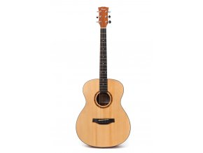 KLEMA jumbo-solid spruce top