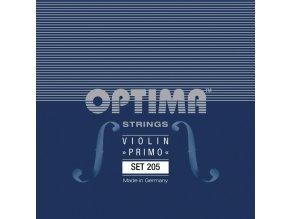 Optima Strings For Violin Gold head E Prec. steel