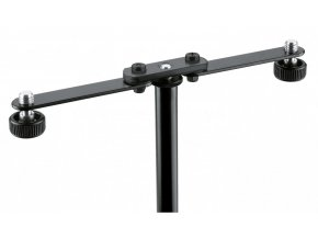 K&M 23510 Microphone bar black