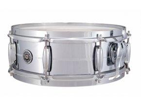 "Gretsch Snare Brooklyn Series GB4000 Metal, 6,5x14"" Chrome Over Brass Shell"