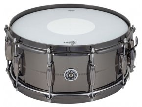 "Gretsch Snare Brooklyn Series GB4000 Metal, 6x14"" Blk.Nick.Ov.Br. Shell"