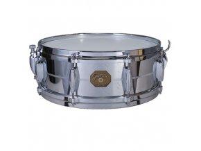 """Gretsch Snare G4000 Series 5x14"""" Chrome Over Brass Shell"""