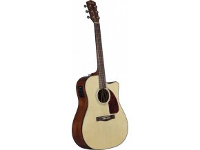Fender CD-140SCE, Cutaway, Solid Spruce Top, Natural Gloss