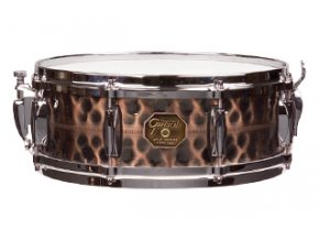 """Gretsch Snare G4000 Series 5x14"""" Hammered Antique Copper Shell"""