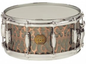 """Gretsch Snare G4000 Series 6,5x14"""" Hammered Antique Copper Shell"""