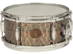 "Gretsch Snare G4000 Series 6x13"" Hammered Antique Copper Shell"