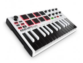 Akai MPK2 mini White ltd. edition