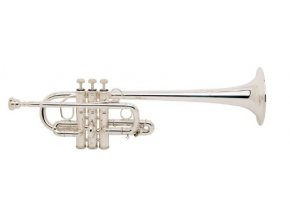 Vincent Bach Eb/D-Soprano Trumpet 189 Stradivarius 189
