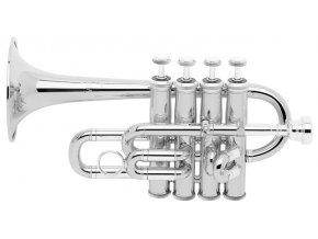 Vincent Bach Bb/A-Piccolo Trumpet VBS196S Stradivarius VBS196S