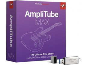 IK Multimedia AmpliTube MAX - BUNDLE